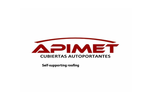 Apimet Self Supporting roofing